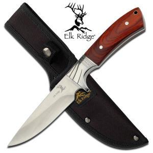 Elk Ridge アウトドアナイフ ER-148 ジェントルマンズ  マスターカトラリー エルクリッジ 登山 魚釣り フィッシングナイフ|revolutjp