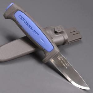 ●シンプルなデザインが特徴のアウトドアナイフ●MORAKNIV(モーラナイフ)社のアウトドアナイフ。...