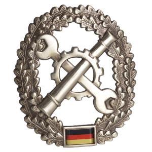 ドイツ軍放出品 記章 ピンバッジ 修理部隊 ベレー帽用 ドイツ連邦軍 実物 帽章 エンブレム 部隊章 ミリタリー 軍物 軍払い下げ品 revolutjp