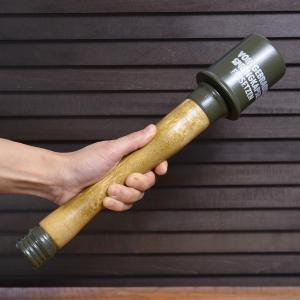 ドイツ軍 M24柄付手榴弾 レプリカ  wooden Deco Stielhandgranate|revolutjp