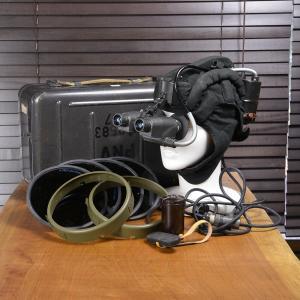 チェコ軍放出品 PNV-57 暗視スコープ IRリフレクター&専用ケース付 暗視ゴーグル 暗視装置 ナイトビジョンゴーグル 赤外線 赤外線双眼鏡|revolutjp