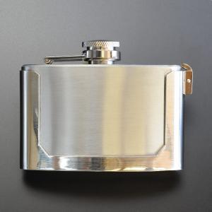 ベルトバックル スキットル 85ml 交換用 フラスコ ベルト用バックルのみ アメリカンバックル USAバックル BUCKLE メンズ|revolutjp