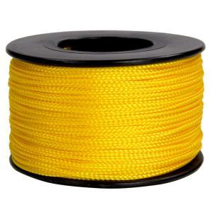 ATWOOD ROPE ナノコード 0.75mm イエロー アトウッドロープ ARM Nano cord 黄色 Yellow 紐 災害 緊急 極細 revolutjp