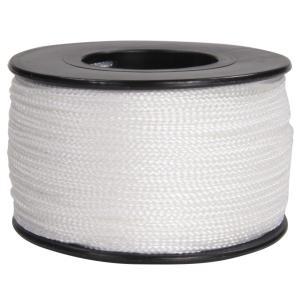 ATWOOD ROPE ナノコード 0.75mm ホワイト アトウッドロープ ARM Nano cord 白 White Red 紐 災害 緊急 revolutjp