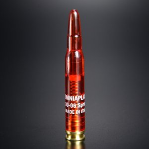 OMNIAPLAST 空撃ちケース .30-06スプリングフィールド弾 スナップキャップ [ 1個 ] 空撃用 ダミーカート ダミーラウンド銃|revolutjp