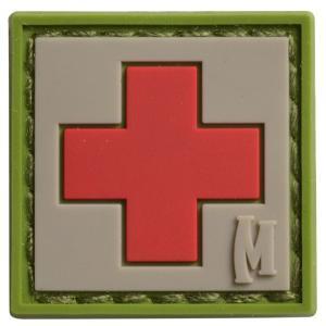 ●敵味方関係なく傷病者を救う赤十字デザインのパッチ●MAXPEDITION(マックスペディション)の...