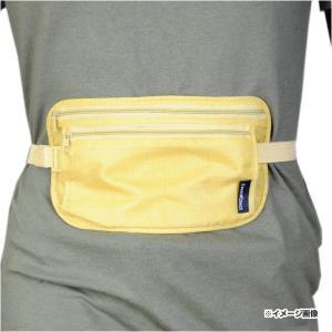 ●海外旅行での貴重品の盗難対策に、薄型ウエストポーチ●型で服の下に装着するシークレットウエストポーチ...