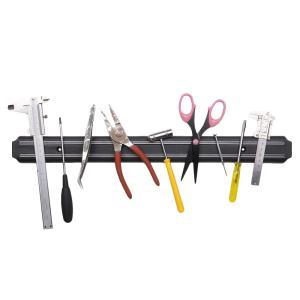 マグネットツールホルダー 工具用 ネジ取り付け式 [ 50cm ] 磁気ホルダー マグネットハンガー 磁石 金属 収納 壁面収納 壁掛け|revolutjp