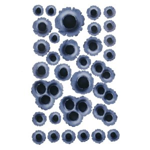 ステッカー 弾痕G 耐水 PP加工 デカール シール 弾丸 銃痕|revolutjp