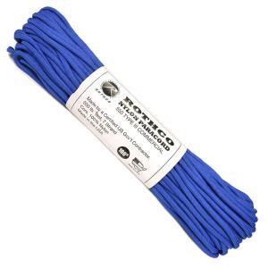 ROTHCO パラコード タイプ3 ロイヤルブルー [ 30m ] ロスコ 550パラコード パラシュートコード ロープ 綱 靴紐 靴ひも revolutjp