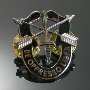 Rothco ピンバッジ 1541 グリーンベレー 米国陸軍特殊部隊 | ピンズ ミリタリーバッジ ミリタリーバッチ 記章 徽章 襟章 肩章 胸章|revolutjp