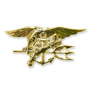 Rothco ピンバッジ 1655 Navy SEALs 米国海軍 NAVY SEALS | ピンズ ミリタリーバッジ ミリタリーバッチ 記章 徽章|revolutjp