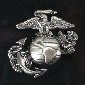 Rothco ピンバッジ 1753 海兵隊 紋章 アンカー | ピンズ ミリタリーバッジ ミリタリーバッチ 記章 徽章 襟章 肩章 胸章 袖章 臂章|revolutjp