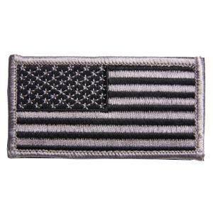 Rothco ミリタリーワッペン 星条旗 17781 ベルクロ アメリカ国旗 フラッグパッチ | ミリタリーパッチ アップリケ 記章 徽章 襟章|revolutjp