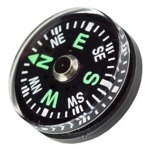 ブレスレットパーツ リストコンパス 2cm ROTHCO 方位磁針 方位磁石 磁気コンパス 登山 トレッキング 羅針盤|revolutjp