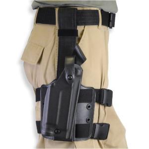 Safariland レッグホルスター GLOCK20 6004-3830-121 Glock サイホルスター 太もも 太腿 revolutjp