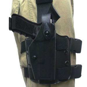Safariland レッグホルスター 6004-83-121 サファリランド Glock サイホルスター ドロップレッグホルスター SLSシステム revolutjp