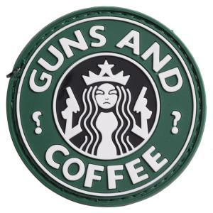 FIVE STAR GEAR ミリタリーワッペン GUNS AND COFFEE ベルクロ ファイブスターギア ガン アンド コーヒー 6786 revolutjp