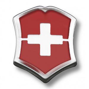 VICTORINOX ピンバッジ 4.1888 スイスクロス レッド ミリタリーバッジ ミリタリーバッチ Victorinox|revolutjp