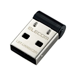 ネットワーク機器  エレコム Bluetooth USBアダプタ/PC用/超小型/Ver4.0/Cl...