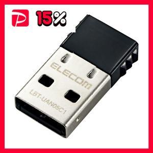ネットワーク機器  エレコム Bluetooth USBアダプタ/PC用/小型/Ver4.0/Cla...