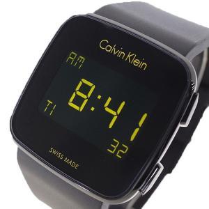 カルバンクライン CALVIN KLEIN 腕時計 メンズ K5C214D1 FUTURE フューチ...