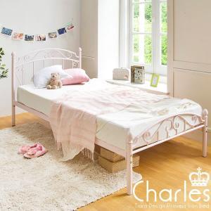 お姫様ベッド シングルサイズ ティアラベッド ベッド ベッドフレーム メッシュベッド 姫系 かわいい 可愛い ロートアイアン BSK-911S|rewall
