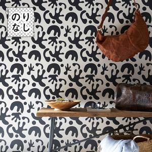 壁紙 のりなし のりなし壁紙 トキワ パインブル TOKIWA PINEBULL piirre collective ピーレ・コレクティブ [壁紙以外の商品と同梱不可・数量1で1m]|rewall