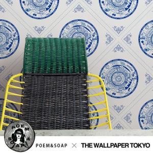 POEM&SOAP 壁紙 クロス 不織布 ポップ 可愛い 貼ってはがせる壁紙|rewall