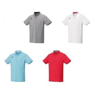 ヨネックス ポロシャツ テニスウェア ユニセックス ゲームシャツ フィットスタイル YONEX 10342|rex2020