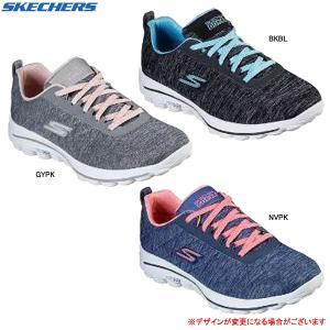 SKECHERS ゴルフシューズ GO WALK SPORT レディース 3色 可愛い ゴルフ 女性用 スケッチャーズ 日本正規品 17008|rex2020
