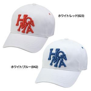 本間ゴルフ HONMA キャップ ゴルフ ユニセックス 男女兼用 フリーサイズ ホンマ シンプル 日本正規品 rex2020