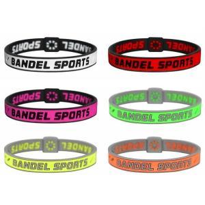 BANDEL POWER&FORCE ストリング ブレスレット スポーツ 2色 細め バンデル 男女兼用 ユニセックス 日本正規品|rex2020