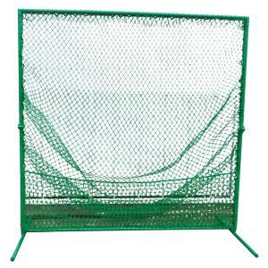 野球 トスネット 超簡単!立ち上げ式トス用ネット ザナックス 練習用品 日本正規品|rex2020