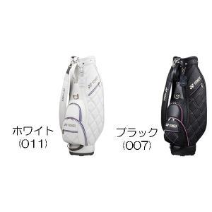 ヨネックス レディース キャディバッグ ゴルフバッグ ウィメンズ yonex woman GOLF CB-0853F 日本正規品|rex2020