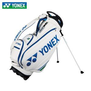 YONEX プロモデルレプリカ 2019年モデル ゴルフバッグ キャディバッグ CB-9900 ヨネックス 日本正規品|rex2020