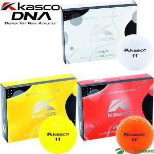 キャスコ DNA ゴルフボール 1ダース 12球 2ピース ゴルフ 2021年モデル rex2020