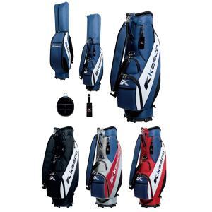 キャスコ 9型 47インチ対応 キャディバッグ GCO-043 全4色 ゴルフ バッグ KASCO 日本正規品 送料無料 ボトムハンドル セパレータ付|rex2020