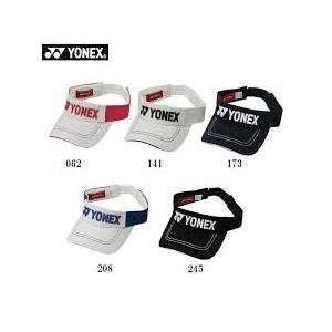 ヨネックス YONEX ゴルフ サンバイザー テニス バトミントン 帽子 日本正規品 gct080|rex2020