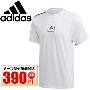 アディダス Tシャツ ビッグロゴ クルーネック adidas GLF66  メンズ 男性用 スポーツ ウェア あす楽 あすつく|rex2020