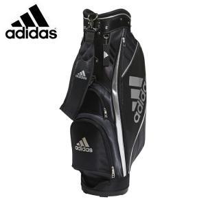 adidas マストハブ キャディバッグゴルフ バッグ アディダス 9型 2.9kg 47インチ対応 ブラック/ホワイト あす楽 あすつく|rex2020