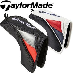 TaylorMade パターカバー KX-619 ゴルフ ヘッドカバー テーラーメイド 日本正規品|rex2020