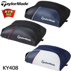 TM シューズケース ネイビー シューズバッグ KY408 テーラーメイド ゴルフ GOLF 日本正規品 あす楽 あすつく rex2020