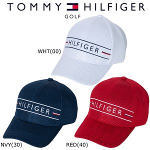 トミーヒルフィガー キャップ ゴルフ 帽子 THMB20CF Tommy Hilfiger あす楽 あすつく|rex2020