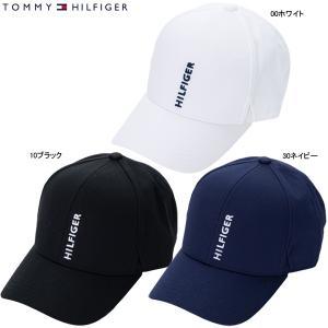 トミーヒルフィガー キャップ ゴルフ 帽子 THMB218F Tommy Hilfiger あす楽 あすつく|rex2020