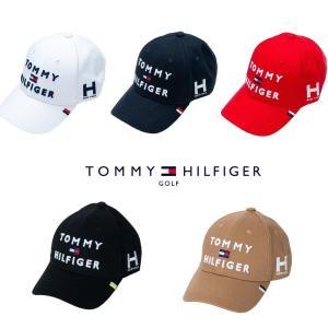 トミーヒルフィガー キャップ ゴルフ 帽子 THMB903F Tommy Hilfiger|rex2020