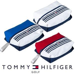 トミーヒルフィガー ゴルフ シューズケース THMG1SBP Tommy Hilfiger 送料無料 あす楽 あすつく|rex2020