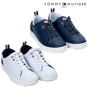トミーヒルフィガー ゴルフシューズ 2021年春夏モデル ユニセックス THMS1S Tommy Hilfiger 送料無料 あす楽あすつく|rex2020