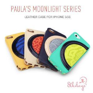 iPhone5s iPhone5 ケース カバー 8thdays Paula's Moonlight Series 【メール便不可】 rexiao