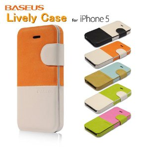 iPhone5s iPhone5 Lively ケース カバー BASEUS rexiao